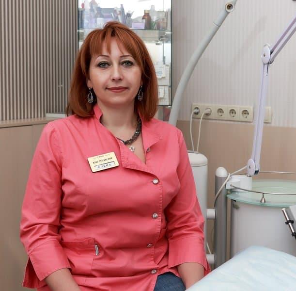 Роменская Е.В., эксперт-косметолог, стаж работы 13 лет